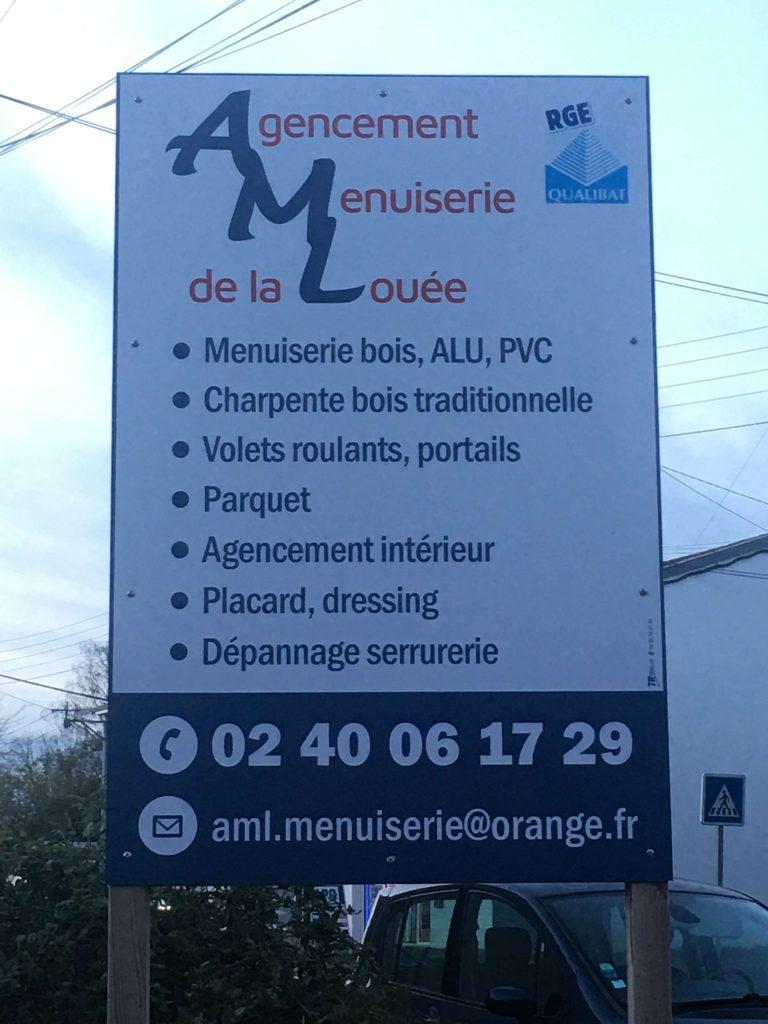 Entreprise de Agencement MENUISERIE de le Louée Vertou